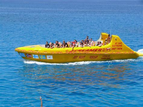 screamer boat screamer jet boat ayia napa life