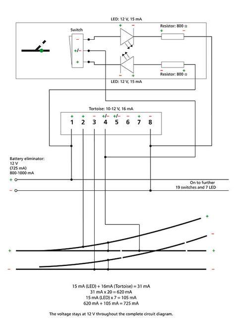 tortoise led wiring led free printable wiring