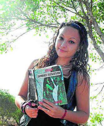 carmen chacon ultimo libro paula chac 243 n presenta su segundo libro titulado zombies