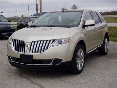 manual cars for sale 2011 lincoln mkx user handbook find used 2011 lincoln mkx in routes 127 185 hillsboro illinois united states for us