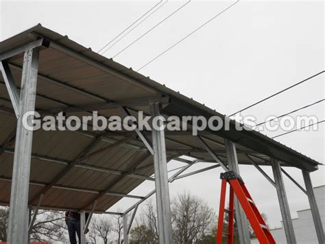 carports built strong affordable gatorback carports