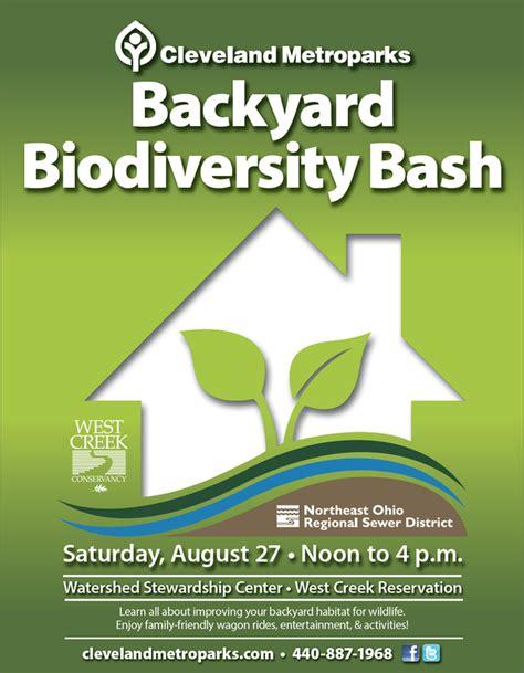 backyard biodiversity member news western cuyahoga audubon