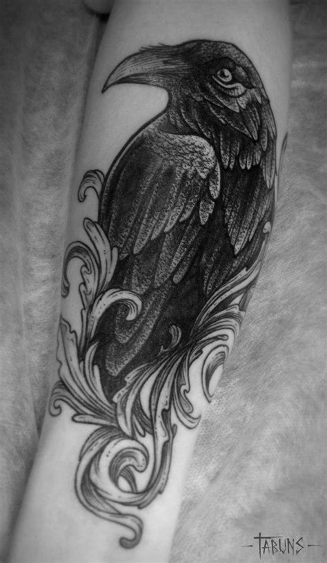 raven tattoo pinterest raven tattoo kr 229 kf 229 glar 228 r listiga f 229 glar pinterest