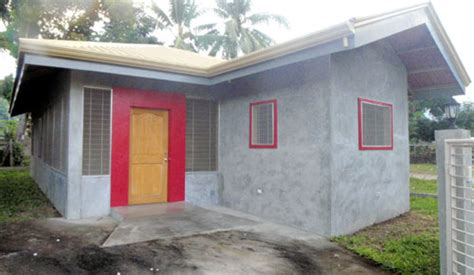 one room homes for sale one bedroom house and lot for sale dumaguete negros