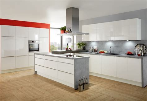 bad und küchen design k 252 che fliesen weiss