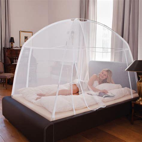 moskitonetz bett ikea mobiler insektenschutz wei 223 150 x 200 x 148 cm kaufen
