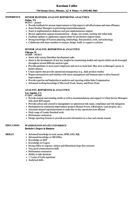 sensational cognos sle resume cognos reporting resume cover letter sles cover letter sles