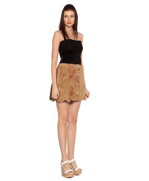 high waisted suede skirts for at leatherright