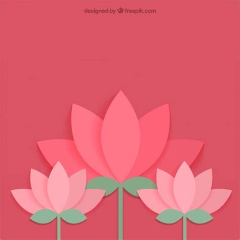 lotus flower images free downloads lotus flower vector free