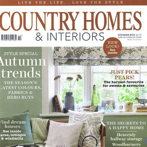 country homes and interiors blog country homes interiors october 2015 audenza