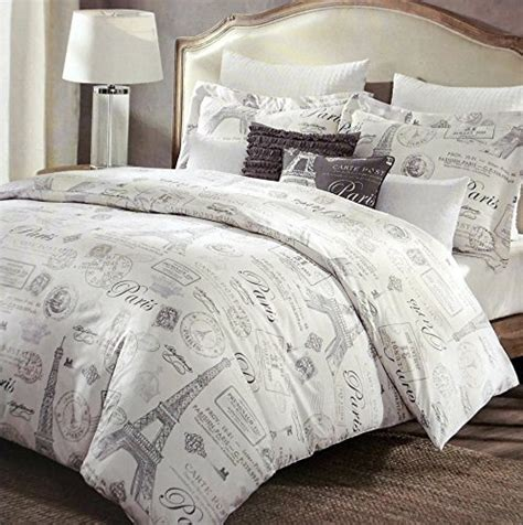 paris bedding bedding find beautiful eiffel tower damask themed bedding