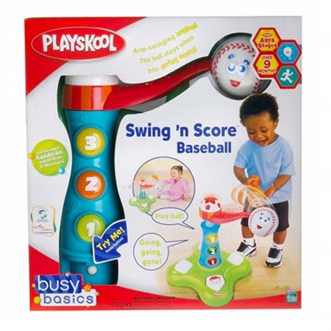 playskool swing n score baseball kmart 5 playskool swing n score baseball potato head