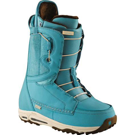 burton boots womens burton emerald snowboard boots s 2013 evo outlet