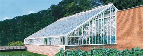 Big Greenhouses by Bespoke White Lean To Glasshouse