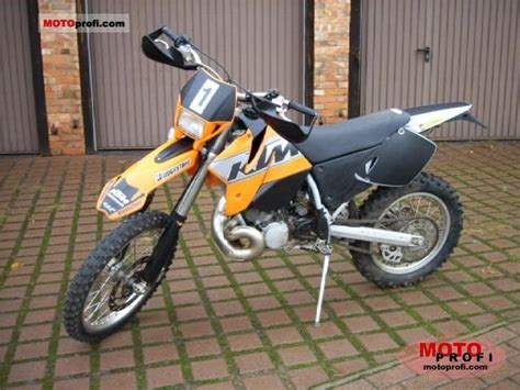 Ktm 250 Exc 2000 Car Maniax And The Future Ktm 250 Exc
