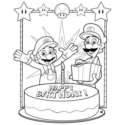 giochi per bambini super mario puzzle colorare giochi disegno di super mario buon compleanno da colorare per