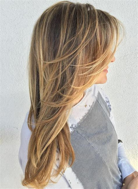 haircut for long rebonded hair 80 cute layered hairstyles and cuts for long hair in 2017