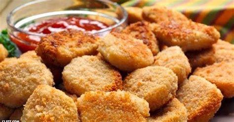 cara membuat nugget ayam dan ikan resep cara membuat nugget ayam nikmat dan lezat