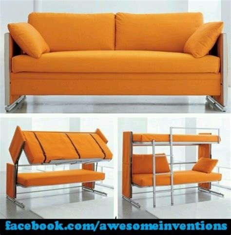 bunk bed sofa combo couch bunkbed combo i so want this cool crib pinterest