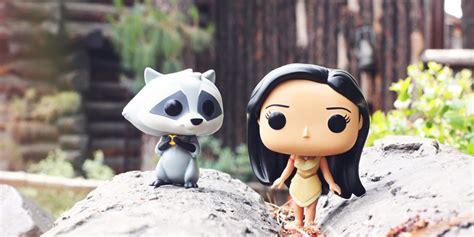 Disney Pocahontas Meeko Pop pocahontas and meeko pop vinyls explore frontierland at