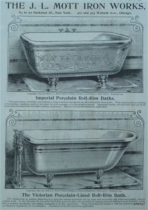 Collection of Bathroom Picture Clawfoot Bathtub Framed Print 6x6 ...