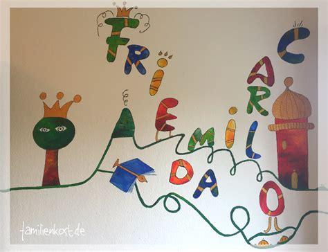 Wandtattoo Für Kinderzimmer Mädchen by Kinderzimmer Wandgestaltung
