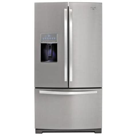 whirlpool gold refrigerator door whirlpool gold 26 8 cu ft door refrigerator in