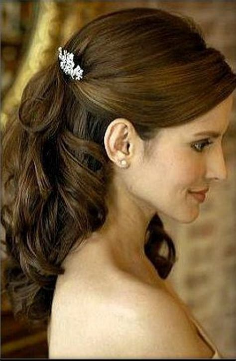 hairstyles for short hair half up wedding hairstyles for long hair half up