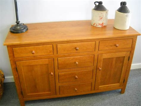 Shaker Furniture Of Maine by Shaker Furniture Of Maine 187 Cherry Buffet Base