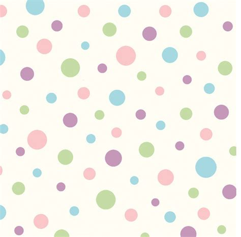 Pink Polka Does It Again Pet Pet Pet Product by Dotty Pink Polka Dot Toss Wallpaper Wallpaper Bolt