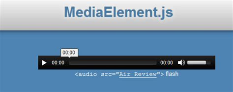 design html audio player 5 best free html5 audio players for website designmaz
