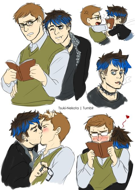 groundhog day fanfiction punkcas and nerddean by vivalski on deviantart