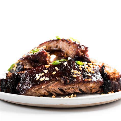 Spicy Pork spicy pork ribs