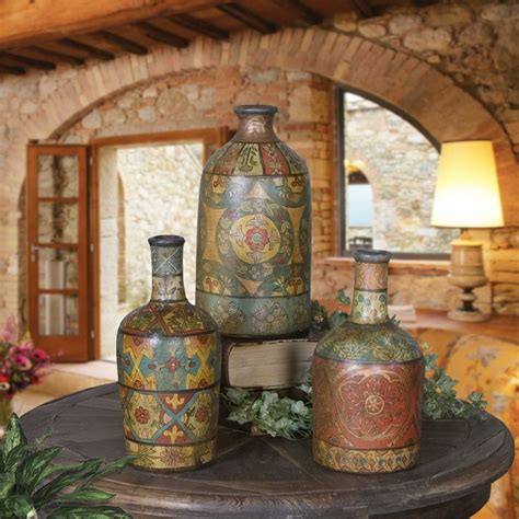 tuscan vases home decor 131 best my love of tuscan style images on pinterest
