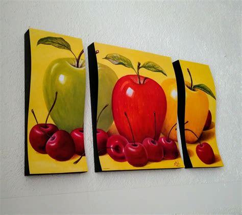 cuadros de cuadros para cocina o comedor tr 237 ptico ondulado 379