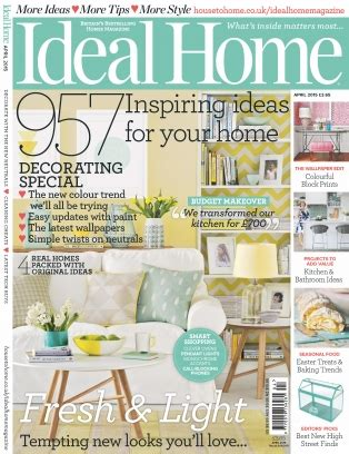 Ideal Home Uk Magazine April 2015 Issue Get Your Digital | ideal home uk magazine april 2015 issue get your digital