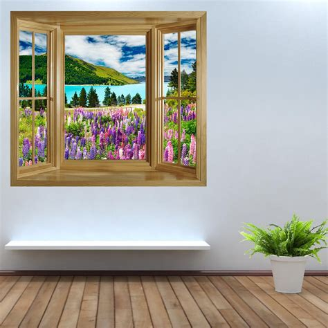window wall murals activities for elderly with dementia and alzheimer s through the window wall mural