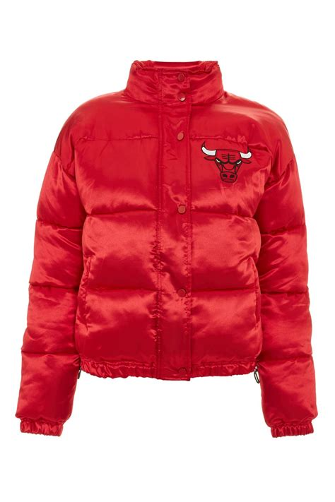 10 Jackets I by Chicago Bulls Puffer Jacket By Unk X Topshop Topshop
