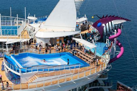 biggest cruise ship world s biggest cruise ships royal caribbean s three