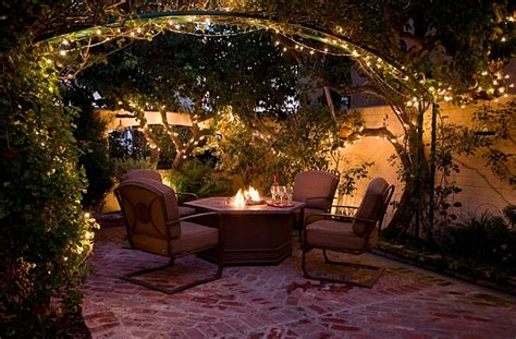 Pretty Outdoor Lights Beyond The Holidays Radiant String Light Ideas That Sparkle All Year