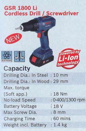 Mesin Bor Baterai Bosch Gbh 36 V Li Compact Rotary Hammer Cordless product of power tools perkakas tangan supplier