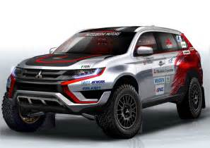Mitsubishi Motos Mitsubishi Motors Takes On Baja 500 Cross Country Rally