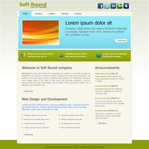 Website Template Category Page 1 Efoza Com Professional Website Templates