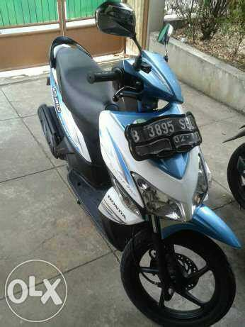 Vario 110 Th 2015 honda vario cw 110cc th 2012 jual motor honda vario