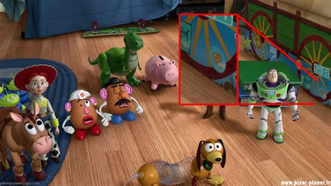 Tangled Wall Stickers easter eggs from toy story 3 pixar planet fr