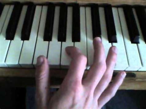 keyboard tutorial hallelujah hallelujah piano tutorial youtube