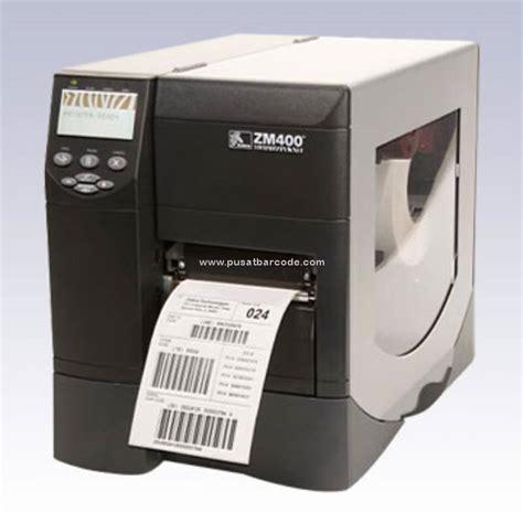 Printer Barcode Murah printerbarcode co id harga zebra zm400 murah garansi resmi dan info price list distributor