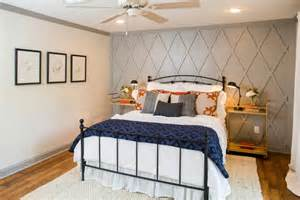 Hgtv Master Bedroom Makeovers - fixer upper a big fix for a house in the woods hgtv s