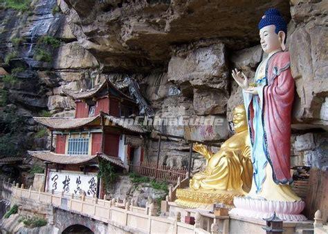 baoxiang temple  jianchuan shibaoshan mountain dali
