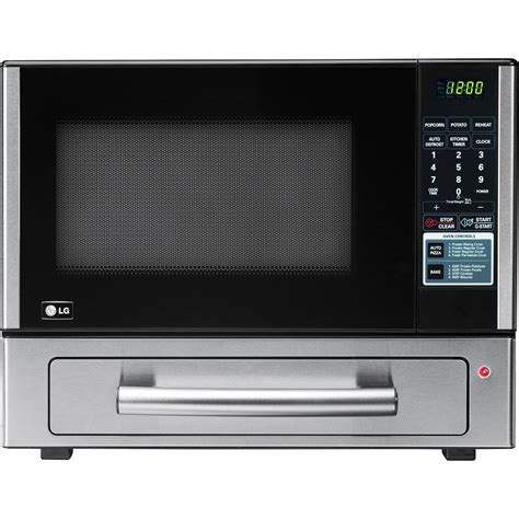 Kitchen Living Convection Countertop Oven - lg s microwave baking oven fast food almost anywhere 187 coolest gadgets